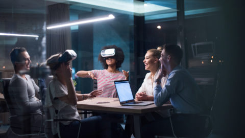 Are VR and AR the Next Massive Marketing Technologies?