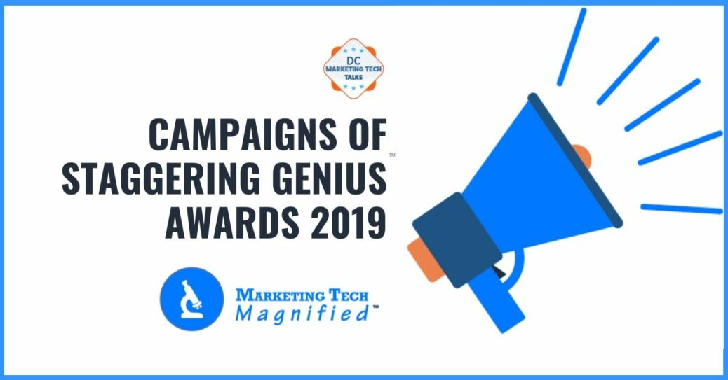 Image for Genius Campaigns 2019
